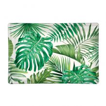 Palm Breeze Rectangular Glass Soap Dish
